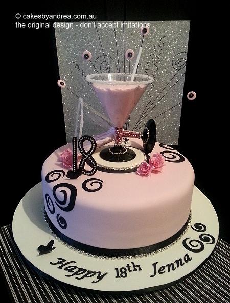 18-birthday-cake-pink-martini-glasses