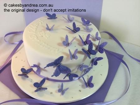 18th-birthday-cake-white-purple