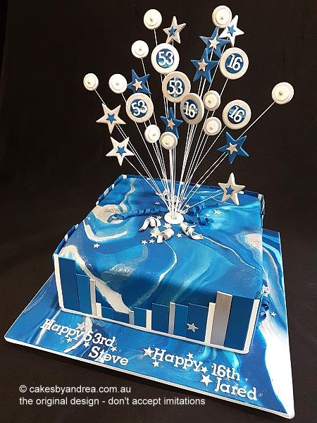 birthday-cake-men-father-son-blue-marble