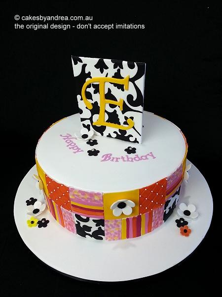 birthday-cake-modern-patchwork-monogram-plaque