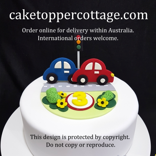 Cheap childrens birthday cake toppers in Brisbane