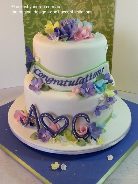 engagement-spring-theme-two-tier