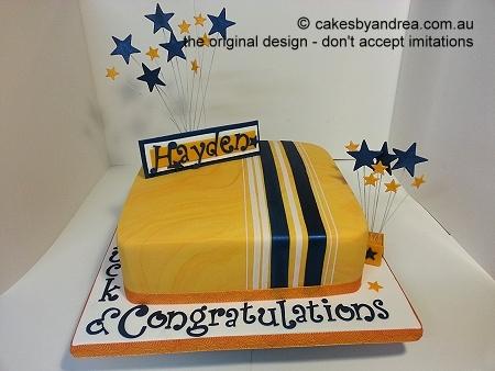 male-cake-orange-stripes-square