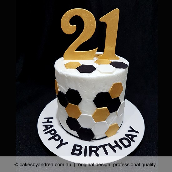 budget-birthday-cake-hexagon-gold-black-male